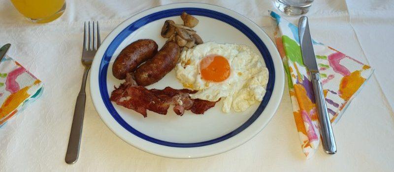 Angleški tradicionalni zajtrk 5. RAZRED