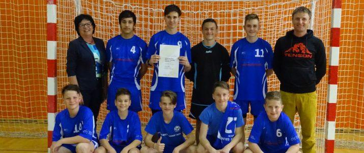 Polfinalno državno tekmovanju iz nogometa za učence