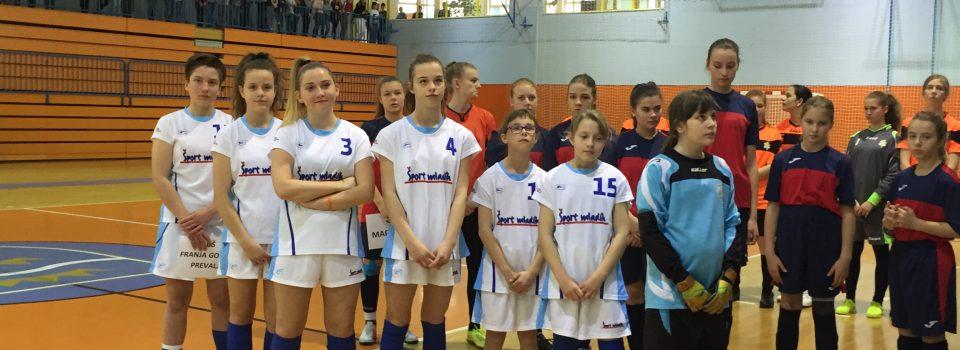 Polfinalno državno tekmovanje v nogometu za učenke