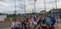 Področno ekipno prvenstvo OŠ Koroške v atletiki